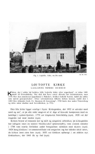 Løjtofte Kirke