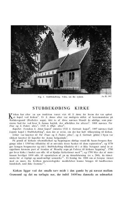 Stubbekøbing Kirke
