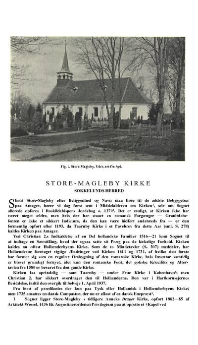 Store-Magleby Kirke