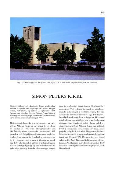 Simon Peters Kirke
