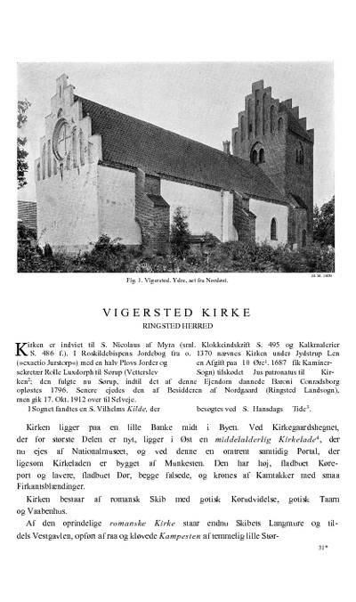 Vigersted Kirke