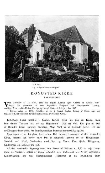 Kongsted Kirke