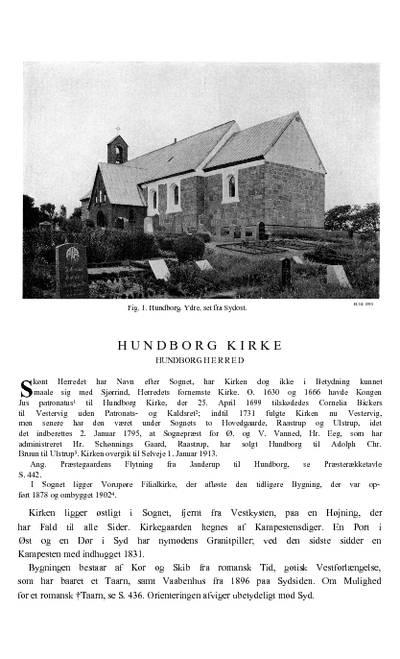 Hundborg Kirke