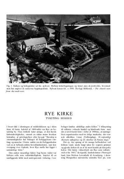 Rye Kirke