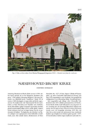 Næsbyhoved Broby Kirke