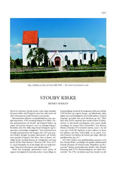 Stouby Kirke