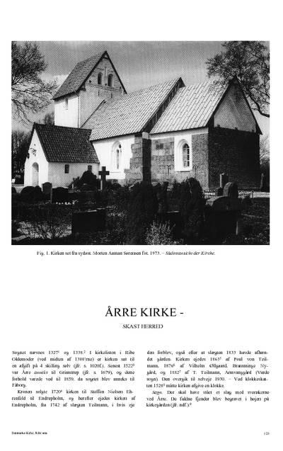 Årre Kirke