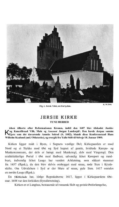 Jersie Kirke