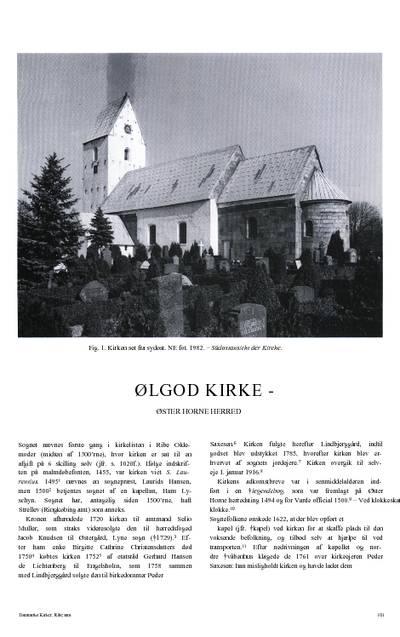 Ølgod Kirke