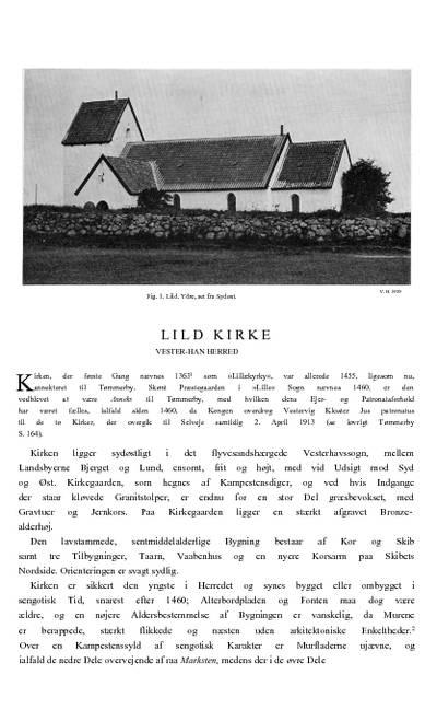 Lild Kirke