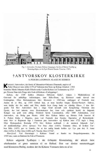 Antvorskov Klosterkirke