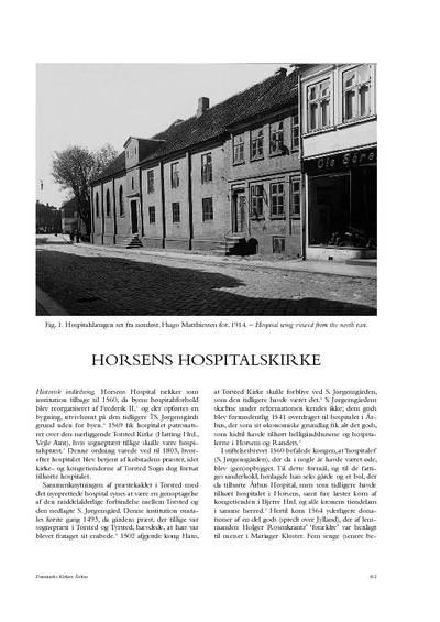 Horsens Hospitalskirke
