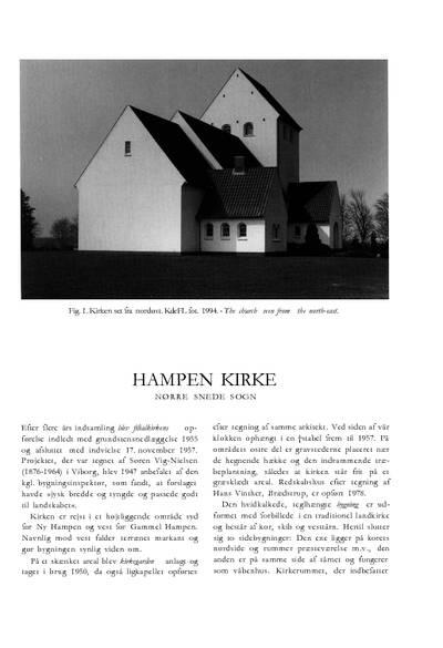Hampen Kirke