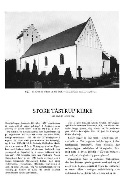 Store Tåstrup Kirke