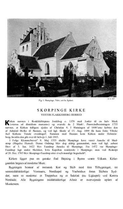 Skørpinge Kirke