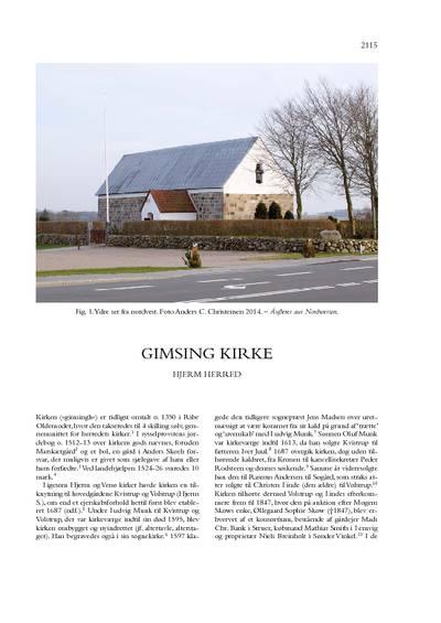 Gimsing Kirke