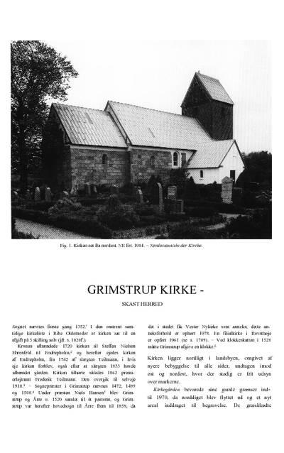 Grimstrup Kirke