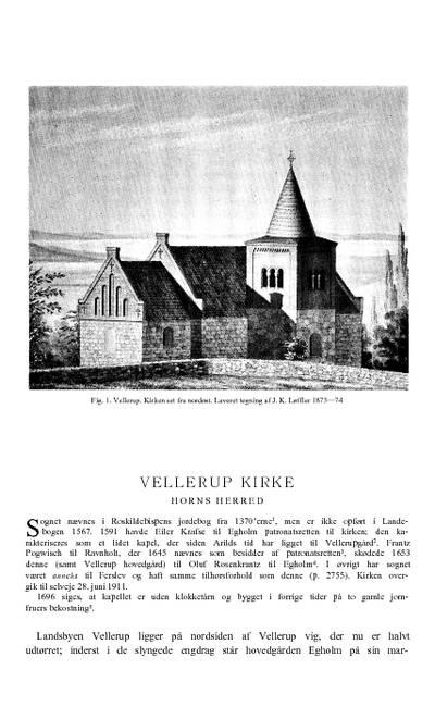 Vellerup Kirke