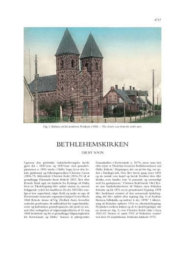 Bethlehemskirken i Dalby