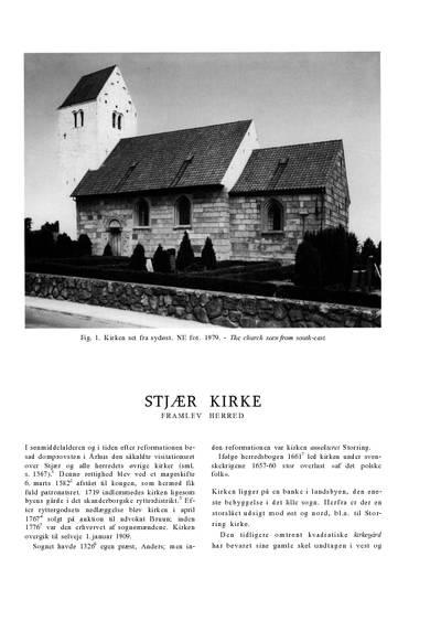 Stjær Kirke