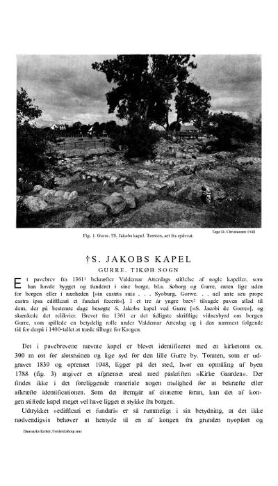 Skt. Jakobs kapel