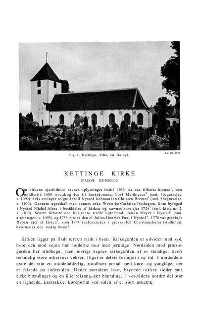 Kettinge Kirke