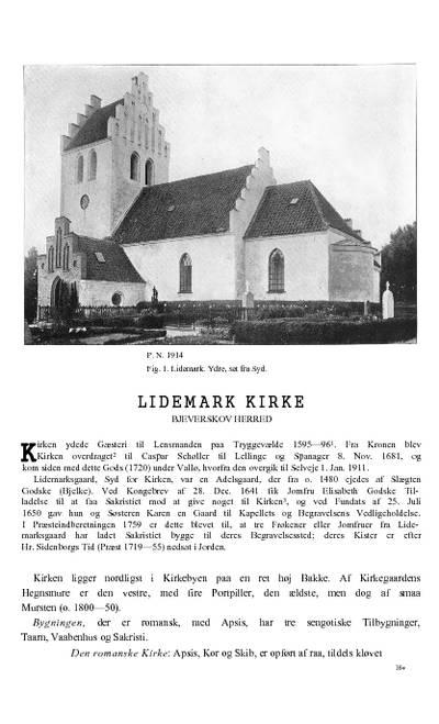 Lidemark Kirke