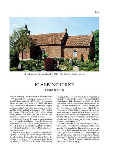 Klakring Kirke