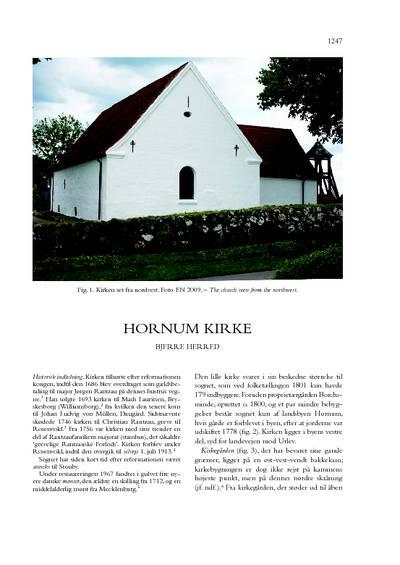 Hornum Kirke