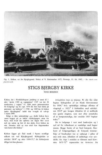 Stigs Bjergby Kirke