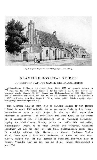 Slagelse Hospitalskirke
