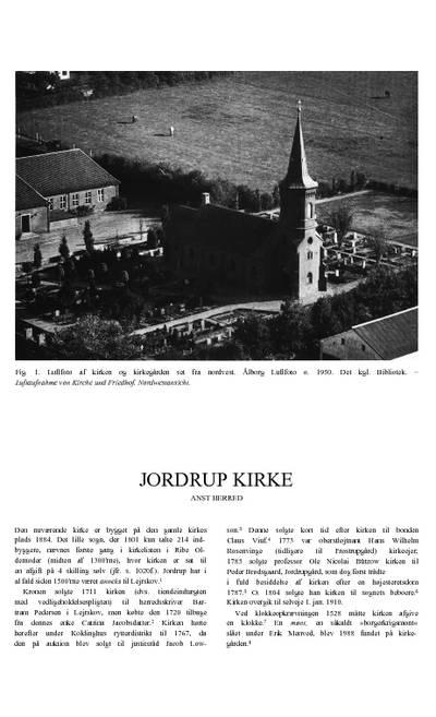 Jordrup Kirke