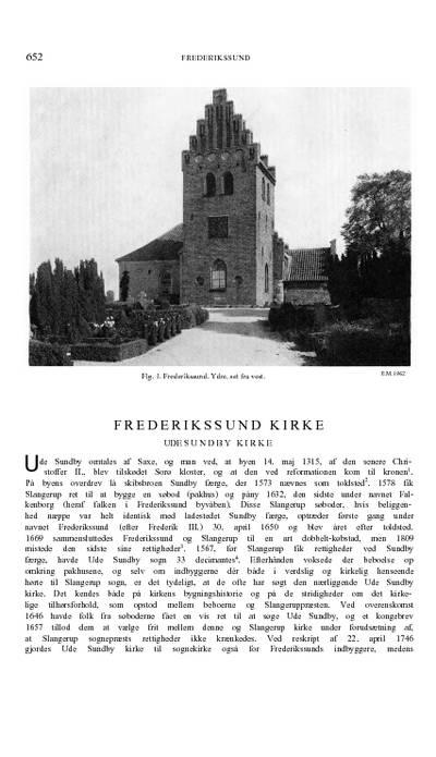 Frederikssund Kirke