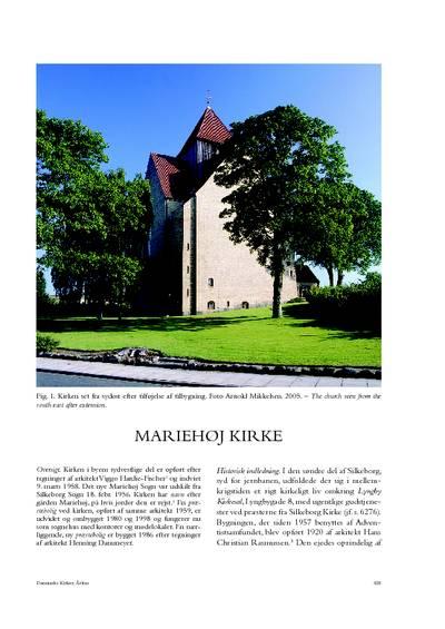 Mariehøj Kirke