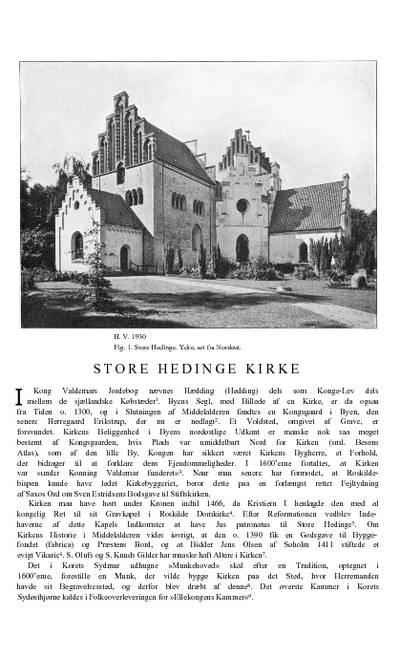 Store Heddinge Kirke