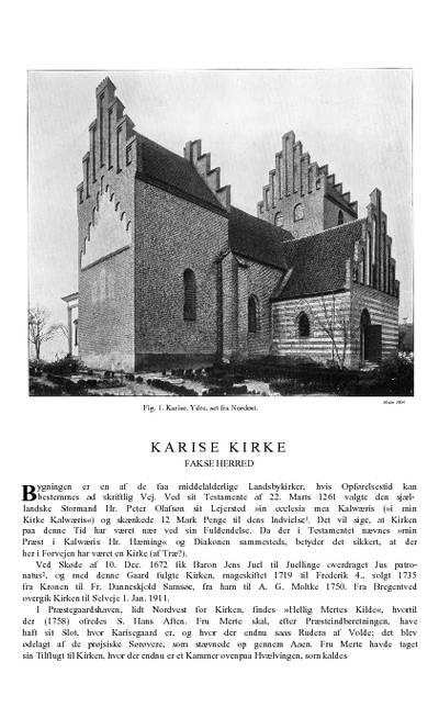 Karise Kirke