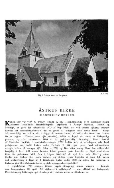 Åstrup  Kirke