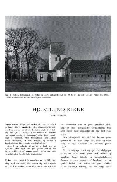 Hjortlund Kirke
