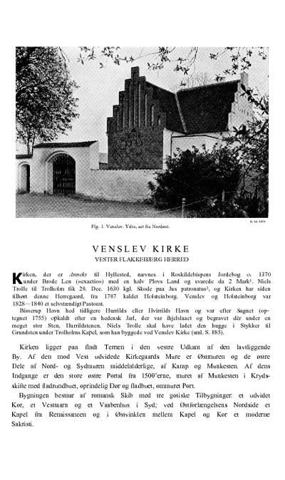Venslev Kirke