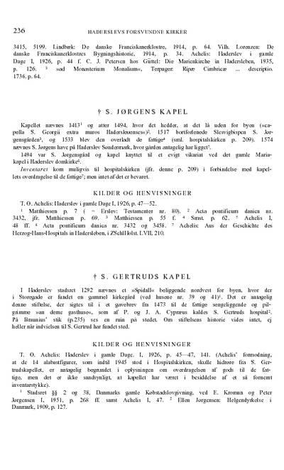 Skt. Jørgens Kapel