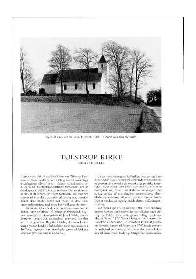 Tulstrup Kirke (Ning Hrd.)