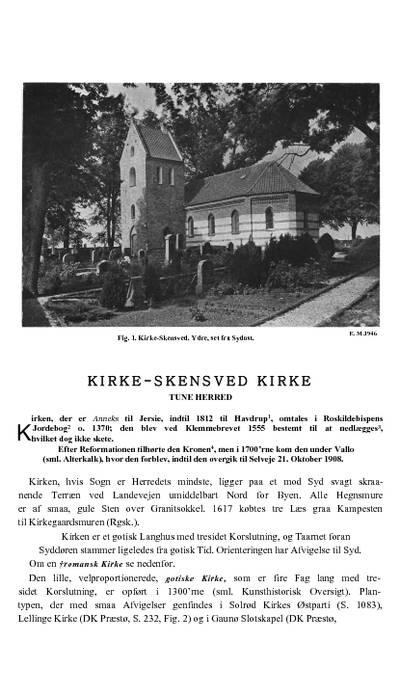 Kirke Skensved Kirke