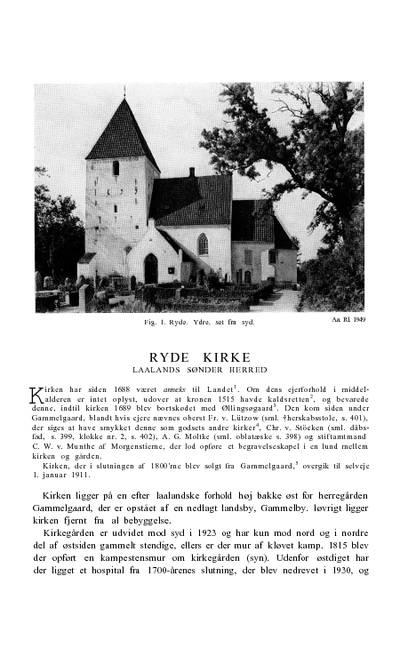 Ryde Kirke