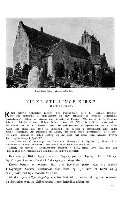 Kirke-Stillinge Kirke