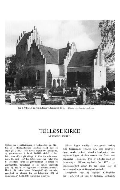 Tølløse Kirke