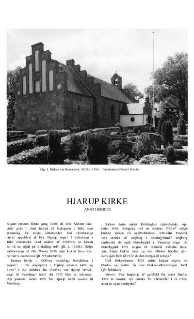 Hjarup Kirke