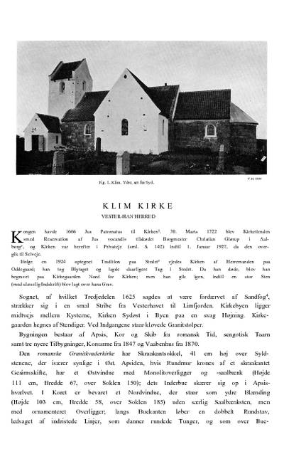 Klim Kirke