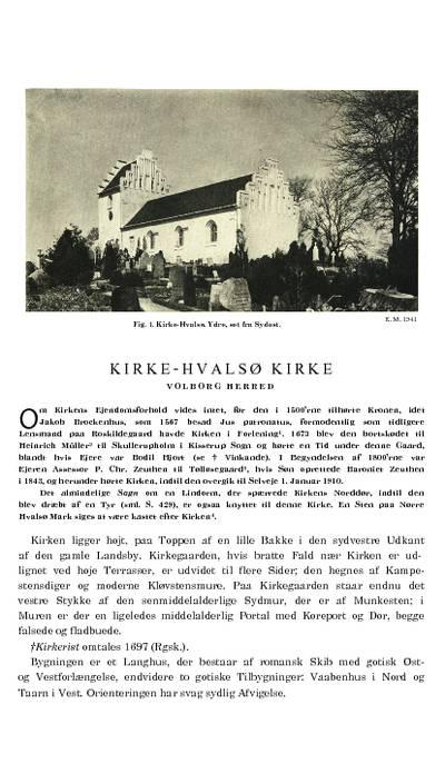 Kirke Hvalsø Kirke