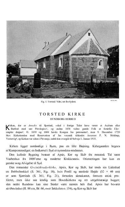 Thorsted Kirke