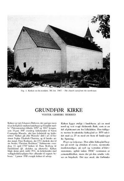 Grundfør Kirke